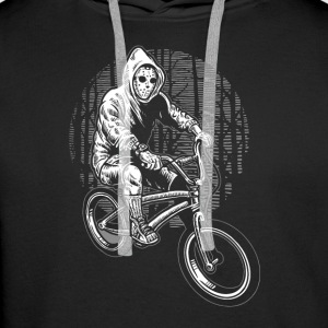Ride Bike To Kill - Men's Premium Hoodie