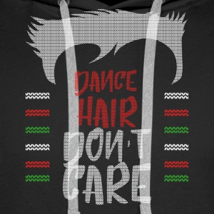 Gift for hobby DANCING - Men's Premium Hoodie