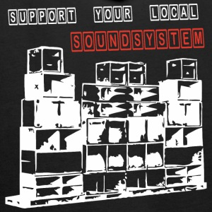 Support your local soundsystem - Men's Premium Hoodie