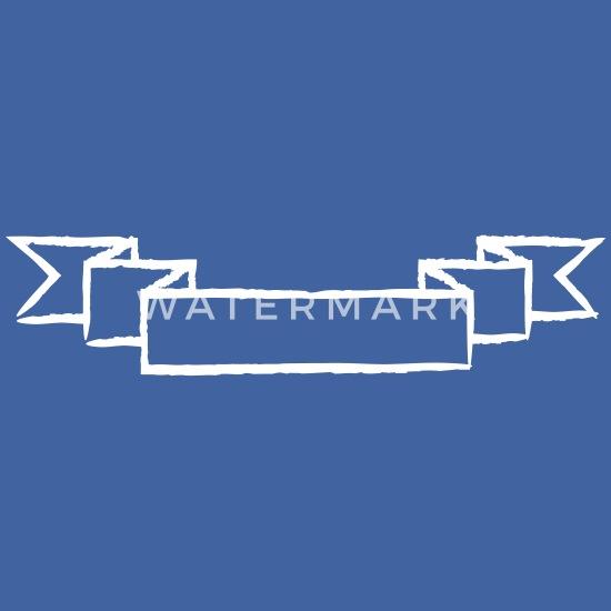 Personnalisation logo bannière sans texte bannière Sweat à