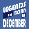 legends december - Mannen Premium hoodie