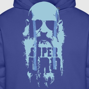 Super dad! - Men's Premium Hoodie