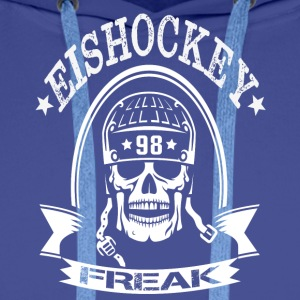 HOCKEY FREAK - Miesten premium-huppari