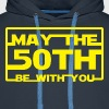 May the 50th be with you - Men's Premium Hoodie