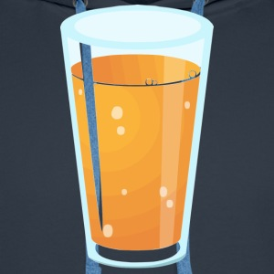 juice glass - Premium hettegenser for menn