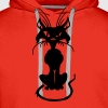 Bad Cat - Men's Premium Hoodie