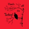 Hands off the Turkey! - Männer Premium Hoodie