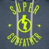 SUPER GODFATHER - Men's Premium Hoodie