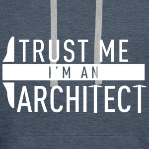 architect Architecture - Men's Premium Hoodie