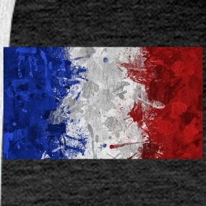 French flags. - Men's Premium Hoodie