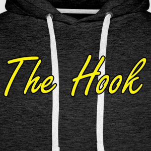The Hook Logo - Miesten premium-huppari