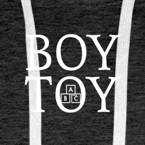 Boy Toy - Sweat-shirt à capuche Premium pour hommes