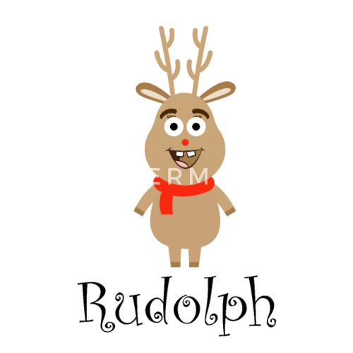 Santa Waldhorn Geschenk Langarmshirt Weihnachten Waldhornhemd