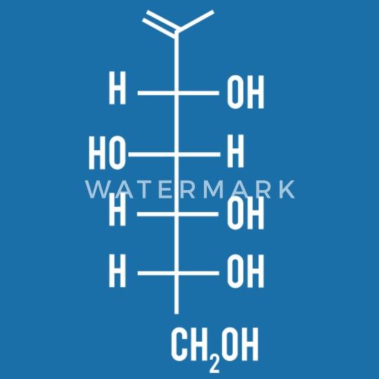 Glucose Haltig Süß Chemische Formel Zucker Glukose Lätzchen