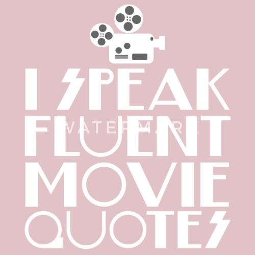 Ich Spreche Fließend Film Zitate Film Maker Kino Lätzchen Spreadshirt