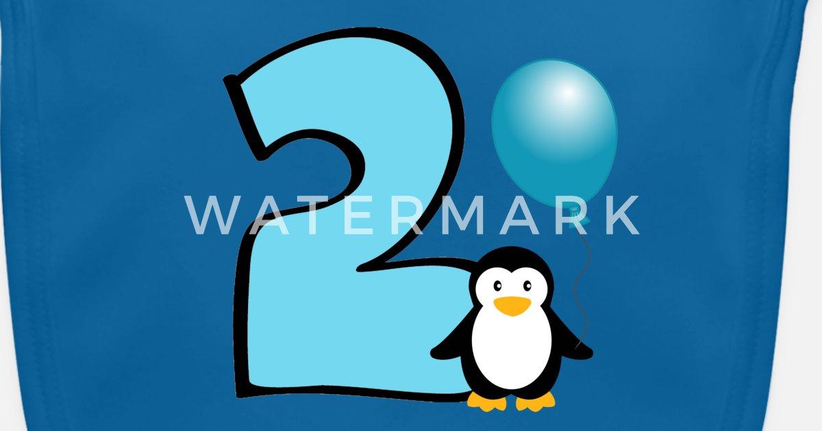 Happy Birthday Pinguin Geschenk Geburtstag 2 Jahre Von Spidershirt