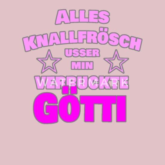 Schweiz Schweizer Gotti Patenkind Taufe Geschenk Latzchen Spreadshirt