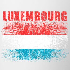Luxembourg Flag 008 AllroundDesigns - Contrasting Mug