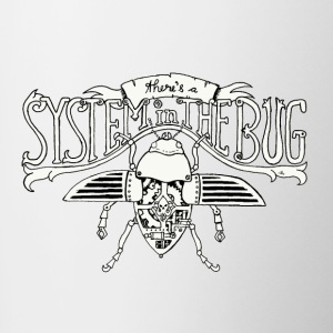 System in the Bug - Contrasting Mug