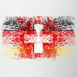 Germany Switzerland 002 AllroundDesigns - Contrasting Mug
