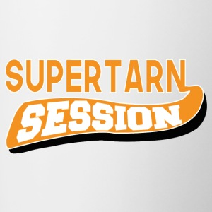 SUPER SESSION TARN 03 - Kaksivärinen muki