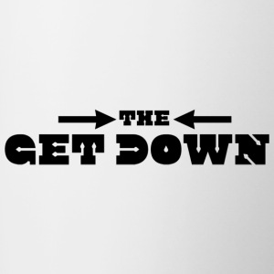 the get down - Tasse bicolore