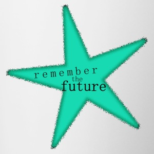 Remember the future - Contrasting Mug