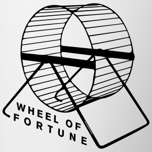 SIIKALINE WHEEL OR FORTUNE - Contrasting Mug