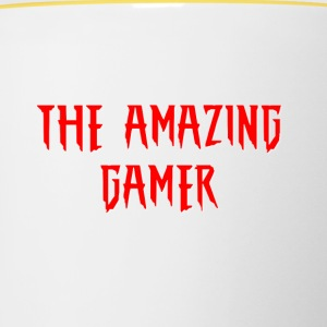 The Amazing Gamer - Taza en dos colores