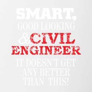 civil engineer - Contrasting Mug