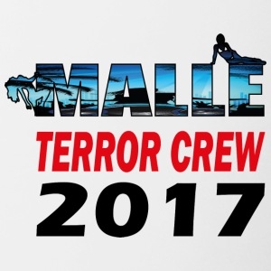 MALLE Terror crew 2017 other - Contrasting Mug