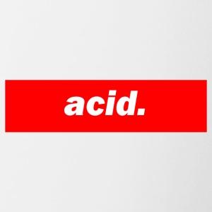 Shop acid house mugs drinkware online spreadshirt for Acid house techno