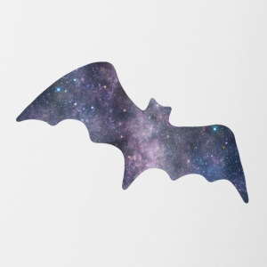 Bat from the universe - Contrasting Mug