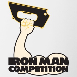 Iron Man Competition - Iron Man Competition - Contrasting Mug