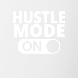MODE ON HUSTLE - Tasse zweifarbig