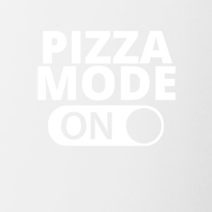 MODE ON PIZZA - Tazze bicolor