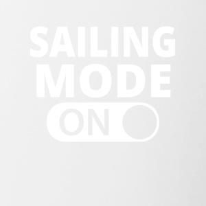 MODE ON SAILING - Contrasting Mug