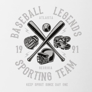 Baseball Legends Sporting Team Spirit Sport Shirt - Tofarget kopp