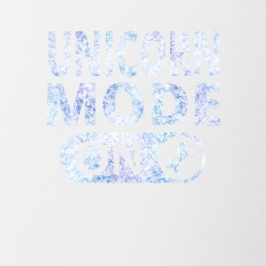 MODE ON Unicorn Unicorn - Tazze bicolor