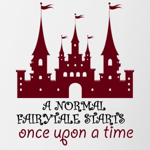 Fairytale: Un avvio Fairytale normale Once Upon A Tim - Tazze bicolor
