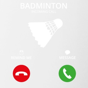 Ring Mobile Call badminton - Tofarget kopp