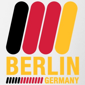 Berlin, Germany - Contrasting Mug