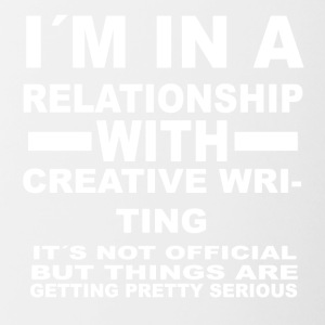 Relationship with CREATIVE WRITING - Contrasting Mug