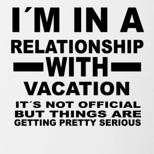 Relationship with VACATION - Contrasting Mug