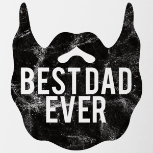 Father / Father's Day / Son / Daughter: Best Dad Ever - Contrasting Mug