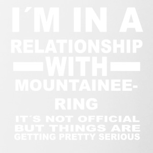 Relationship with MOUNTAINEERING - Contrasting Mug