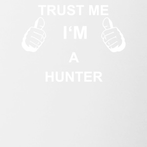 TRUST ME IN HUNTER - Tazze bicolor