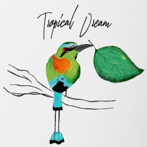 Guardabarranco - Tropical Dream - Tasse zweifarbig