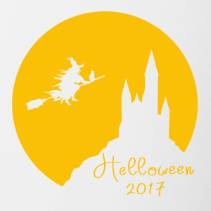 Helloween 2017 Party - Contrasting Mug