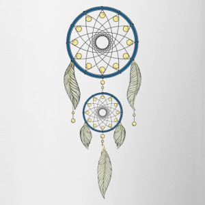 Dreamcatcher shirt - Tofarvet krus